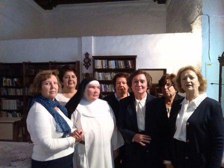AionSur 14044573871_4808915e83_o-compressor Las últimas monjas de Arahal abandonan poco a poco el convento Arahal Sociedad Monjas inician despedida Convento Nuestra Señora del Rosario