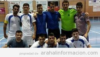 AionSur poligono-norte-fs-mod 'Partidazo' en la lucha por el liderato Deportes Fútbol Sala