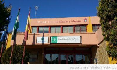 AionSur 20150123_114621-400x240 Jornadas de puertas abiertas en el CEIP Manuel Sánchez Alonso el día 23 Educación