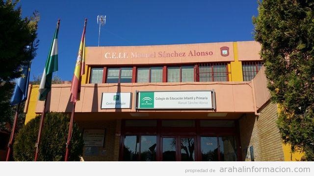AionSur 20150123_114621 Jornadas de puertas abiertas en el CEIP Manuel Sánchez Alonso el día 23 Educación