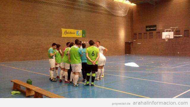 AionSur ARAHAL-FS-PORTADA Cuatro victorias, dos empates y dos derrotas, balance de la jornada del sábado Deportes