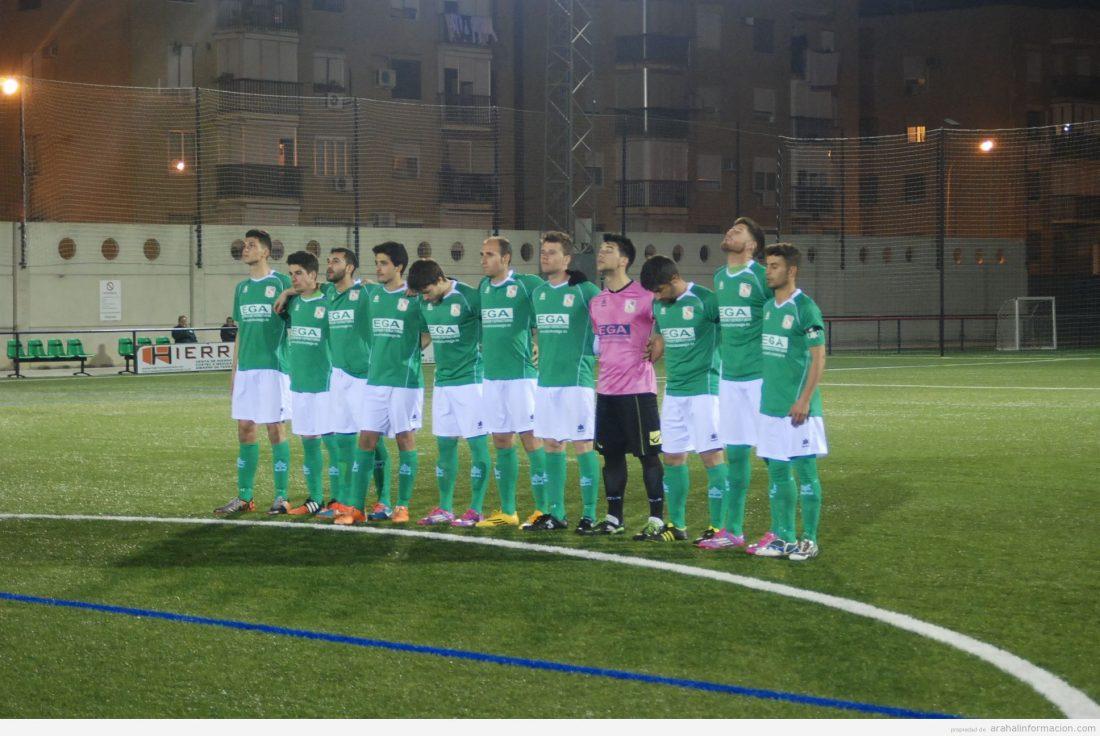 """AionSur DSC_0434 Una gran victoria dedicada a """"Pepe Corralón"""" Deportes Fútbol"""