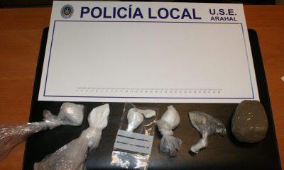AionSur IMG_8057-400x240 Incautados 170 gramos de cocaína, unas 1.700 dosis Sucesos