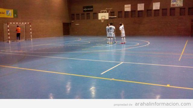 AionSur POLI-MOD7 Vuelta a la senda habitual Deportes Fútbol Sala