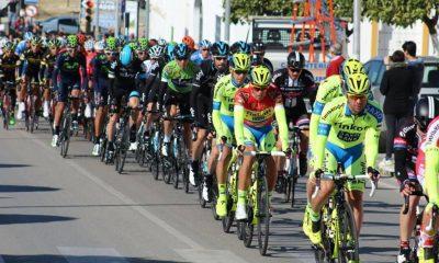 AionSur VUELTA-BARRIETE-400x240 Unos minutos de Vuelta a Andalucía por Arahal Ciclismo Deportes