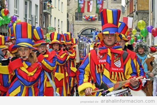 AionSur carnavales-en-las-ciudades-de-alemania_219809 Una arahalense testigo directo en Braunschweig, Alemania, de la suspensión del Carnaval por amenaza terrorista Sociedad Carnaval Braunschweig