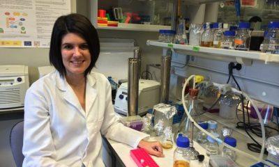 AionSur unnamed-2-400x240 Las dos revistas científicas más importantes de EEUU y España publican un artículo de una joven investigadora arahalense Educación
