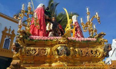 AionSur 20150329_174620-400x240 El andar cofrade de un Domingo de Ramos luminoso Cultura Semana Santa  Entrada Jesús en Jerusalem