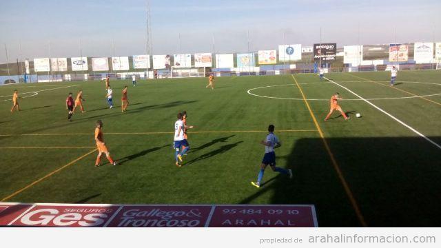 AionSur ARAHELENSE-SAN-MARCOS-POrtada 'Set' en blanco para poner el ascenso a un solo punto Deportes Fútbol