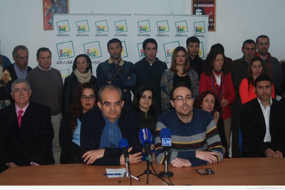 """AionSur DSC_0967 Miguel Ángel Márquez repite como candidato porque """"no me da la gana que volvamos atrás en este pueblo"""" Sin categoría"""