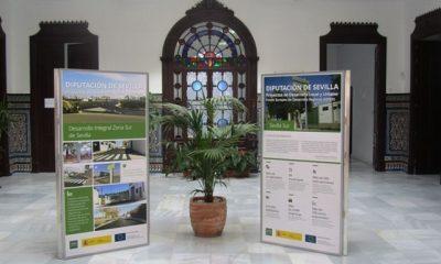 AionSur Sierra-Sur-400x240 Exposición sobre el tramo final de los proyectos FEDER de Desarrollo local y Urbano Cultura