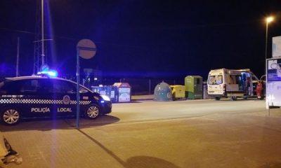 AionSur 20150413_214521-400x240 Dos vehículos implicados en un accidente sin heridos Sucesos