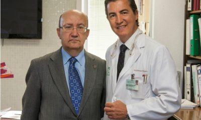 AionSur Bernardos-y-Gómez-Bravo-400x240 Los profesionales del Hospital Virgen del Rocío celebran los 25 años del primer trasplante de hígado Salud