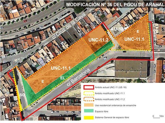 AionSur CALLE-BELÉN La modificación de una norma urbanística permitirá que la Torbilla tenga comunicación directa con Cruz de la Cava Sin categoría