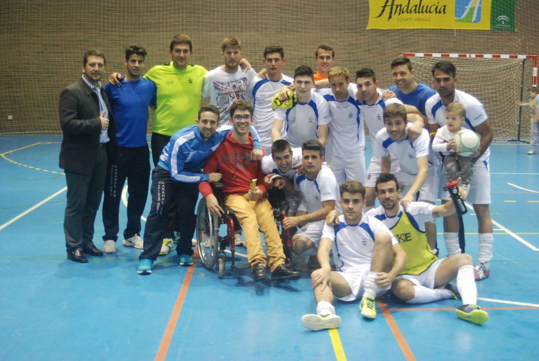 AionSur DSC_0464 Reto conseguido a la primera Deportes Fútbol Sala