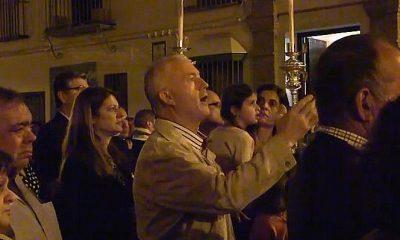 AionSur Luis-Fuentes-400x240 Monumentales saetas de Luis Fuentes a la hermandad de Veracruz Cultura Marchena Provincia  Saetas de Marchena