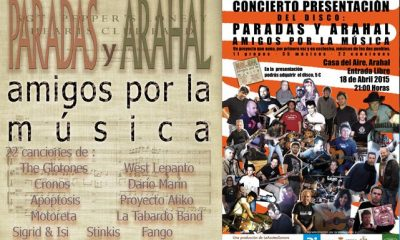AionSur arahal-informacion-1-400x240 11 grupos de música de Arahal y Paradas presentan un disco el 18 en la Casa del Aire Agenda Cultura
