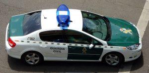coche guardia