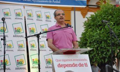 """AionSur DSC_0228-400x240 Manuel Gutiérrez Arregui: """"IU ha conseguido 10 mayorías absolutas y 4 mayorías simples"""" Sin categoría"""