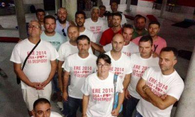 AionSur IMG-20150527-WA0038-400x240 Los trabajadores afectados por el último ERE de la Base de Morón se asocian para pelear contra la empresa VBR Asociaciones Provincia Sociedad
