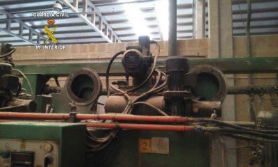 AionSur MOTORES-PRENSA-400x240 Tres detenidos en Estepa cuando intentaba robar motores en una fábrica Sucesos