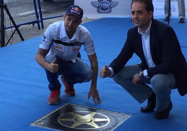 AionSur dany-estrella-oficial La estrella de Dany ya luce en el Paseo de la Fama de Jerez Deportes