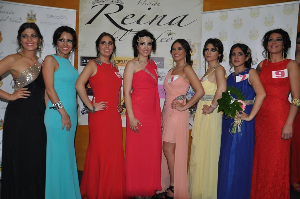 AionSur reinas Se abre el plazo para presentarse a Reina y damas de la LII Fiesta del Verdeo Feria del Verdeo