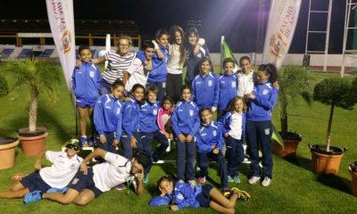 AionSur andujar-4-400x240 Los 'peques' del Ohmio cumplen con creces en el Campeonato de Andalucía Atletismo Deportes