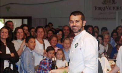 AionSur 10178100_1418034465127889_2920426668107139585_n-400x240 El chef de Canal Sur, Enrique Sánchez, pregonero de la XLIX Fiesta del Verdeo Cultura Feria del Verdeo