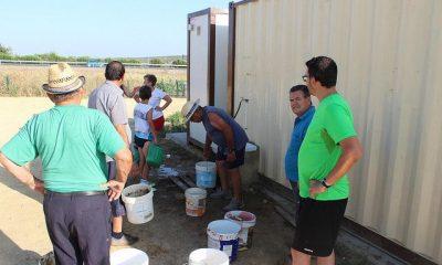 AionSur 19300421446_78ac596d05_z-400x240 Los parcelistas de los huertos sociales intensifican sus protestas por la escasez de agua y su mal reparto Sin categoría