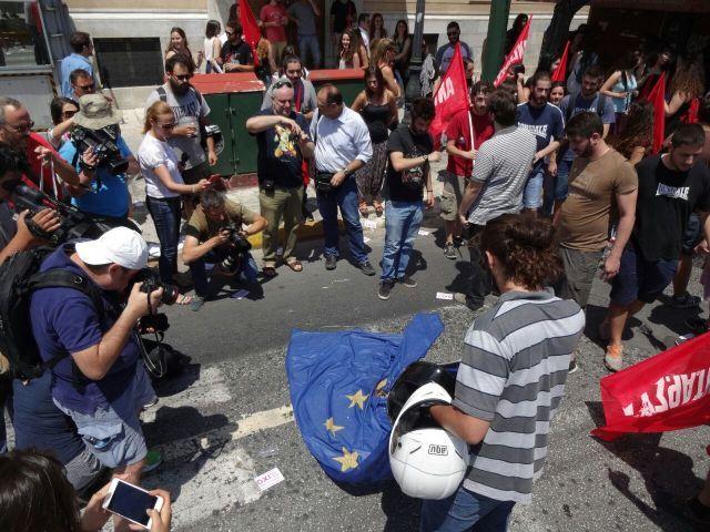 AionSur IMG-20150702-WA0061 Crece la crispación en Grecia a tres días del referéndum Análisis