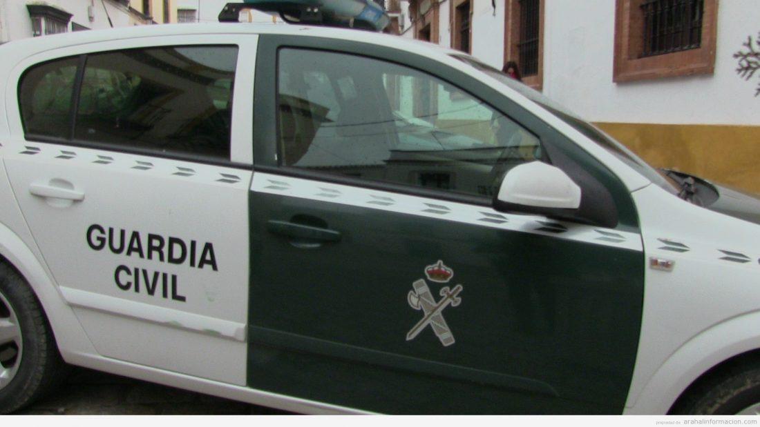 AionSur coche-guardia Detenido por robar 300 litros de aceite que transportaba un camión Sucesos
