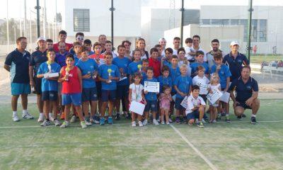 AionSur 20150821_202516-400x240 Concluye una nueva fiesta del tenis y pádel local Deportes Pádel