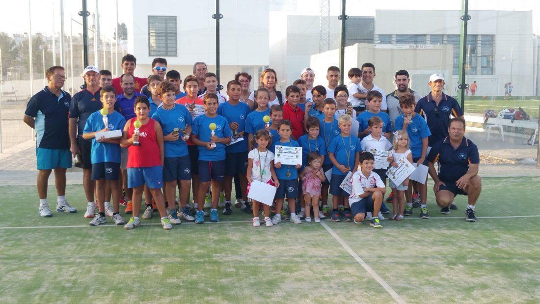 AionSur 20150821_202516 Concluye una nueva fiesta del tenis y pádel local Deportes Pádel