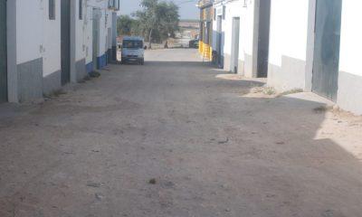 AionSur DSC_1332-400x240 Cinco calles de Arahal esperan que llegue el asfalto en el siglo XXI Sin categoría