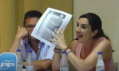 AionSur esther-alvarez1-400x240 Un comentario en Facebook aviva la polémica PSOE-PP en Marchena Análisis Marchena