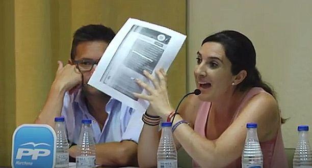 AionSur esther-alvarez1 Esther Álvarez será la candidata del PP en Marchena, y María Luisa Galindo en Paradas Política