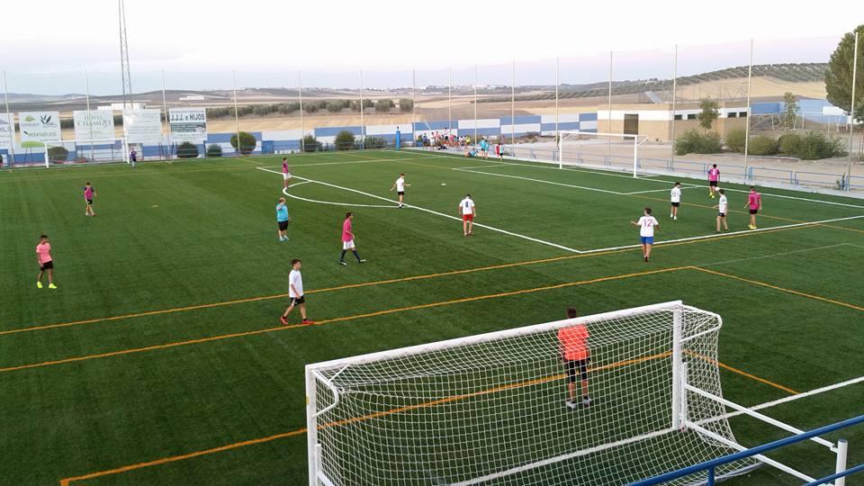 AionSur final-torneo Finaliza la fiesta del fútbol local para los más pequeños Deportes Fútbol