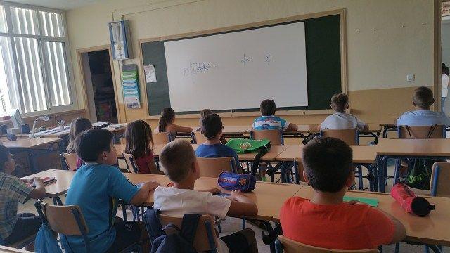AionSur 20671943444_66531b5bd0_b 2.162 alumnos y alumnas inician un nuevo curso sin incidencias en los centros Educación