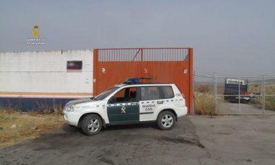 AionSur BOMBONAS-400x240 La Guardia Civil desarticula en Marchena una organización dedicada al robo y venta de bombonas de gas Marchena