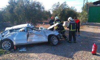 AionSur IMG-20150913-WA0034-400x240 Fallece una mujer en accidente de tráfico en la A92, término municipal de Arahal Sucesos