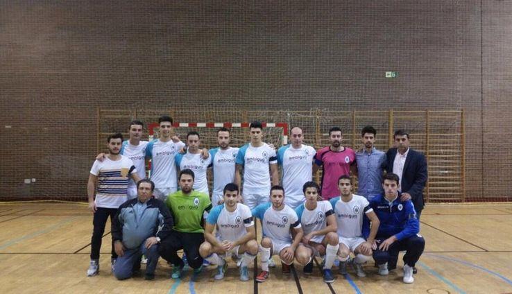 AionSur arahal-multisport-2 Ha costado, pero el Arahal FS ya es de Segunda Andaluza Deportes Fútbol Sala