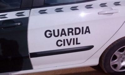 AionSur coche-guardia-1-400x240 Detenida una persona como presunto autor de un delito de incendio intencionado en Almadén de la Plata Sin categoría