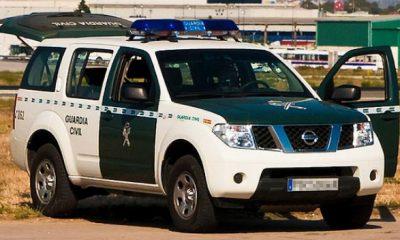 AionSur guardia-civil-400x240 La Guardia Civil esclarece un robo y detiene a los tres autores en Los Palacios Provincia