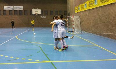 AionSur poligono-circulo-1-400x240 Polígono Norte vence con solvencia y el Arahal FS cae derrotado en Carmona Deportes Fútbol Sala