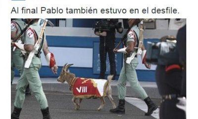 AionSur rulando-2-400x240 La cabra Pablo protagonista del Día de la Hispanidad Análisis