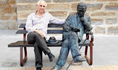 """AionSur 10420247_985051041553326_4984232695145672085_n-400x240 El profesor arahalense José F. López recoge el premio educativo por """"Pinceladas flamencas"""" en Jerez Cultura Educación"""