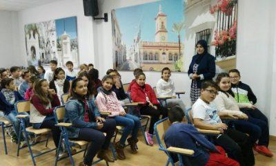 """AionSur IMG-20151118-WA0006-400x240 El CEIP El Ruedo inaugura el Programa de Interculturalidad """"Un cuento diferente de Navidad"""" Educación Programa Interculturalidad"""