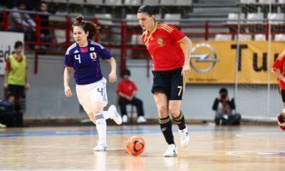 AionSur amparo-selección-400x240 'Ampi', convocada una vez más con España para jugar el VI Torneo Mundial de Guatemala Deportes Fútbol Sala