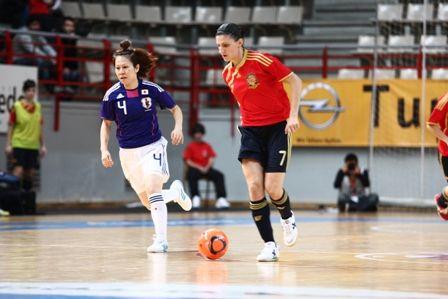AionSur: Noticias de Sevilla, sus Comarcas y Andalucía amparo-selección Amparo Jiménez 'ampi' es convocada para un doble enfrentamiento con Brasil Fútbol Sala destacado